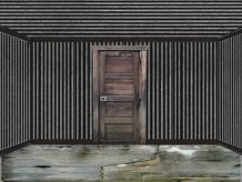 Tin Room Building stock 2 by mysticmorning