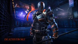 Deathstroke Wallpaper by BatmanInc
