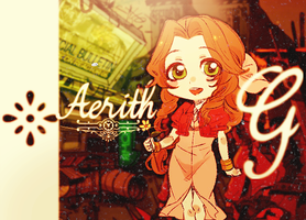 Aerith G by CaliforniaBabeWV