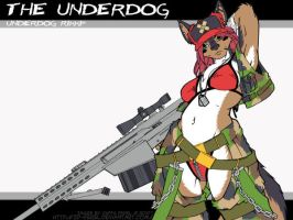 The Underdog -Wallpaper- by JD-Ferel