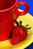 Strawberry Cup by robgbob