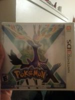 Finally got the new pokemon game :D by WinterMoon95