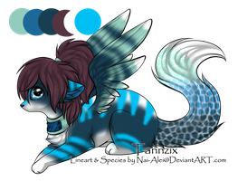 Tannzix adopt #2 {CLOSED} by Flare-goes-OM-adopts