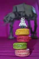 The Imperials love Macarons by Eastsider4232