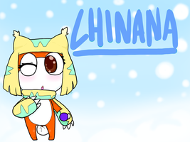 Chinana by HawtayanPunk