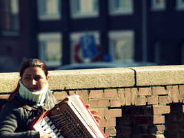 Accordion. by Mollycoddled