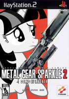 Metal Gear Sparkle 2: Colts of Liberty by nickyv917