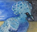 Victoria Crowned Pigeon by life--in-technicolor