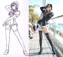 hentai cosplay in japan by karlonne
