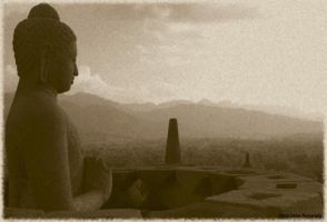 .:: Borobudur Temple ::. by thembo