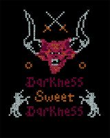 Legendary Cross-Stitch by HillaryWhiteRabbit