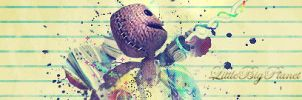 LittleBigPlanet - On Paper by Asuka424