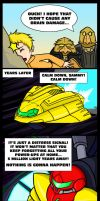 Metroid - Forgetful by Sol-Zephyr