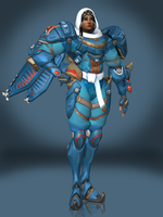 Pharah (Bedouin) by Sticklove
