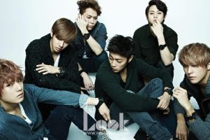 BEAST for 1st look by SeoulInfinite