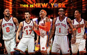 New York Knicks Wallpaper by rhurst