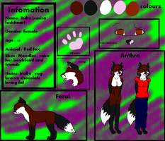 Ruby ref sheet 2011 by Rubylockheartwolf