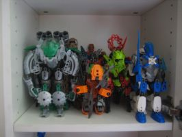 Shelf collection Part 5 by Maxustech