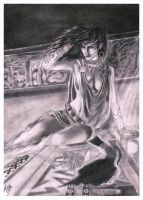 Kaileena :Prince Of Persia :Two Thrones by RoxasArtwork