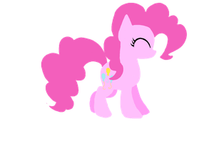 Pinkie Pie- Vector by katiecoolchic