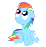 Dashie by LuridChronomancer