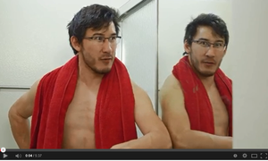 Sexy Markiplier by MalGirl101