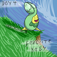 Budew 30 day challenge by HoneyShuckle
