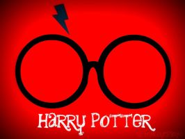 Harry Potter Scar by MIKEYCPARISII