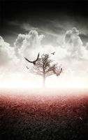 The Tree - Photomanipulation by lomax-fx