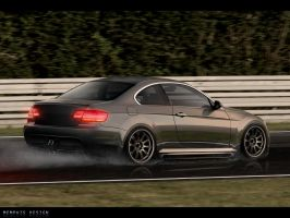 BMW E92 335i by memphisdesign