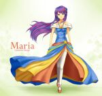 Costume Design Entry - Maria by Intelman