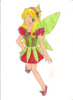 Holly fairy by animequeen20012003