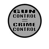 gun control IS crime control by Tyger-graphics
