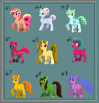 -OPEN- MLP Adopts by The-Rysokian-Archive