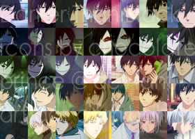 Darker Than Black Icons by ChocolatePrince