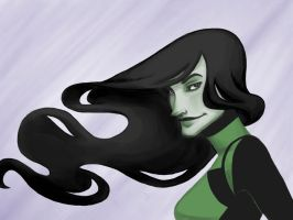 Shego Again by whutnot