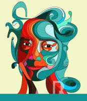 My ArtWork Color Design by rtypograph