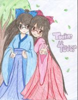 TWINS 4EVER by twinLtwinV