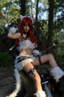 Kitty Cat Katarina Cosplay - League of Legends by AnissaBaddourCosplay