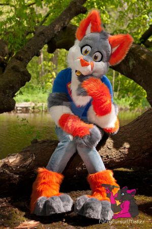 Innocent Slush by FurryFursuitMaker