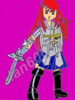 Erza Finished by Ian6065