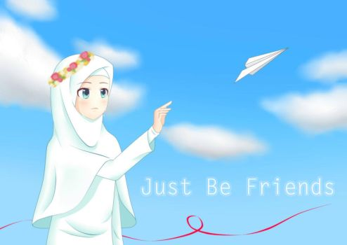 Just Be Friends by Agoyman