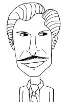 Vincent Price by Cartoon-Eric