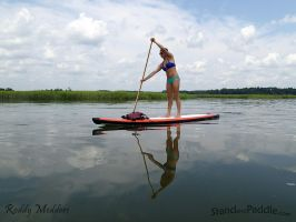 Stand and Paddle SUP 4732 by PaddleGallery