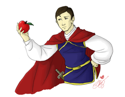 Disney Princes: SW by tsukinoyagami