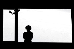 Looking at emptiness by Figolina