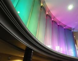 Rainbow Architecture by ShipperTrish