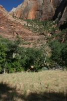 Zion Background Stock 5 by GloomWriter