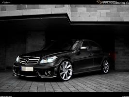 Mercedes C by hesoyam25