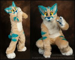 Sandcat full suit by jillcostumes